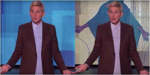 Ellen DeGeneres tries to take down video criticising her friendship with George W. Bush - Business Insider