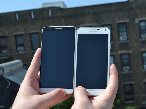 LG G3 vs. Samsung Galaxy S5: How The Two Best Android Phones You Can Buy Compare