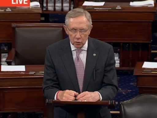 Why Harry Reid Hasn't Let Republicans Add Amendments To The Unemployment Insurance Bill