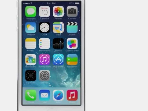 It Looks Like Apple Is Already Changing The App Icons In iOS 7