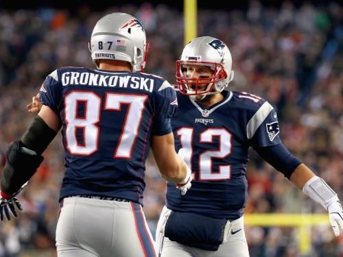 Tom Brady explains what makes Rob Gronkowski so good