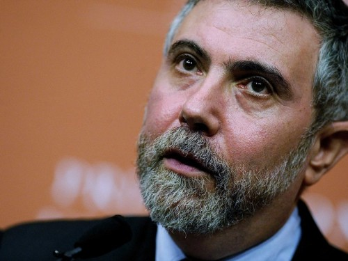 KRUGMAN: 'I would vote no'