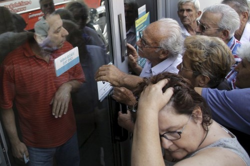 Why Greece's economy can't just grow its way out of this mess