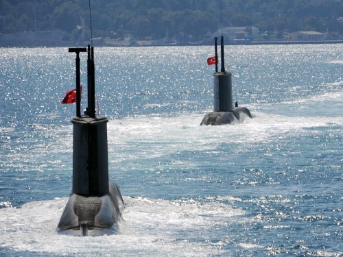 Turkey just launched a homemade submarine program - Business Insider