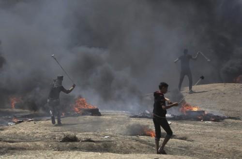 The media is ignoring the true culprit of the unprecedented violence in Gaza
