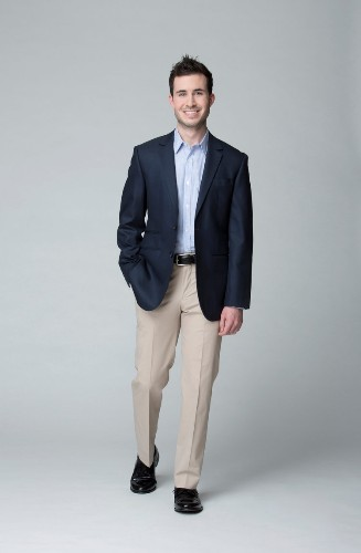Look How Much Tailoring Can Improve Men's Clothes
