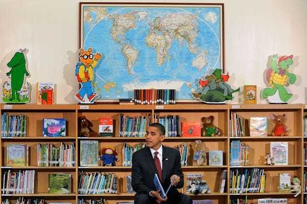 Obama says these were his 29 favorite books of 2018 - Business Insider