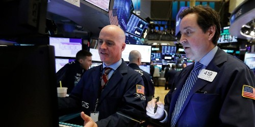 E*Trade surges 25% after Morgan Stanley announces it will acquire the online brokerage (ETFC)   Markets Insider