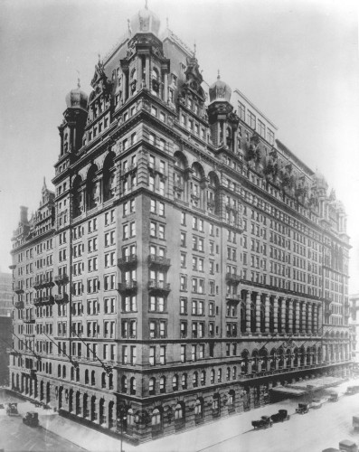 18 Photos That Show Why New York City's Waldorf-Astoria Hotel Is So Legendary