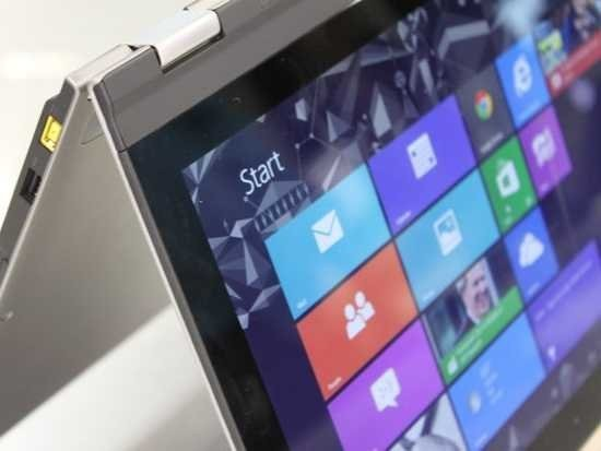 In A Blow To Windows 8, Research Firm Drops Estimates For How Many Laptops With Touchscreens Will Be Sold This Year