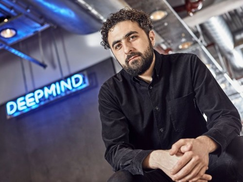 DeepMind cofounder Mustafa Suleyman placed on leave for unclear reasons