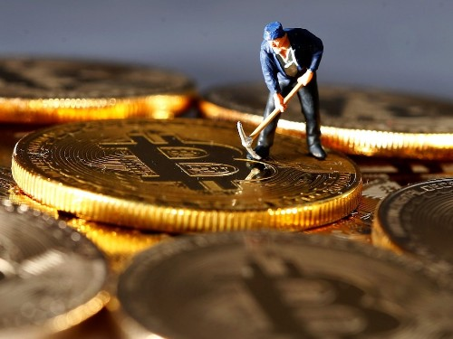 Bitcoin is down after China signals it wants to ban bitcoin mining (XBT)