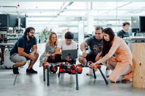 Facebook finally reveals secretive new robotics, AI projects