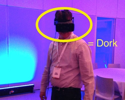 Here's the saddest thing anybody's ever said about virtual reality