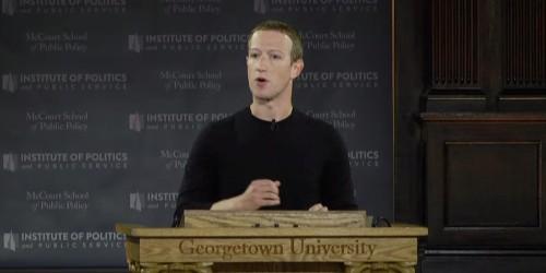 Facebook CEO Mark Zuckerberg names the largest threats to free speech - Business Insider