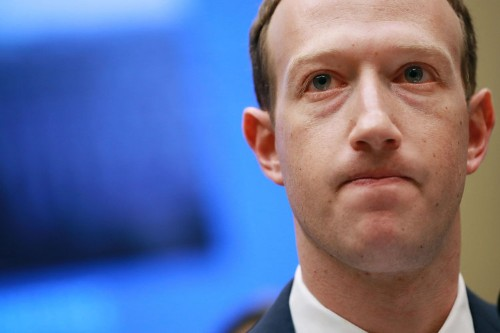 Facebook sinks after Mark Zuckerberg reportedly says leaks are caused by 'bad morale'