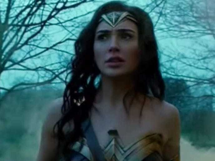 We finally have our first look at the 'Wonder Woman' movie - Business Insider
