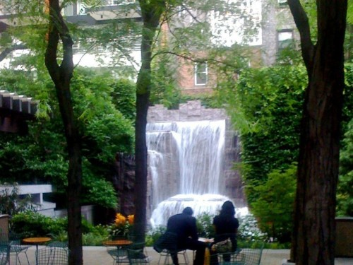 7 Places To Find Silence In New York City