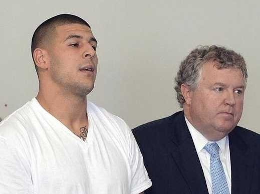 COPS: New Evidence Was Found In Aaron Hernandez's Secret 'Flop House'