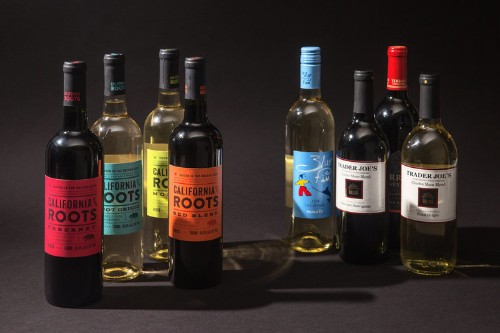 We compared Target's new $5 wines against Trader Joe's cheapest options — and the winner is obvious