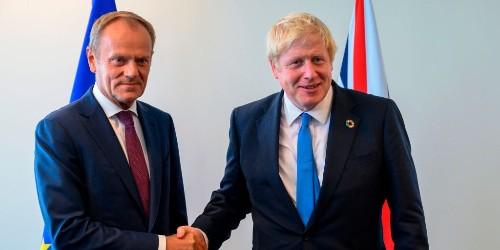 Boris Johnson prepares to delay Brexit under 'all circumstances' - Business Insider