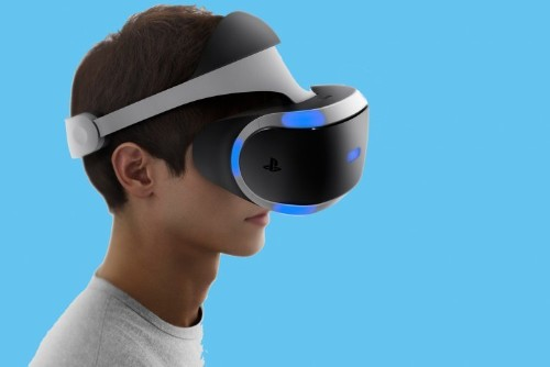 Prepare yourself — the PlayStation 4 virtual reality headset will be expensive