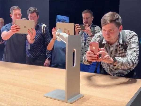 Apple's $1,000 screen stand isn't a rip-off, it's a missed opportunity - Business Insider