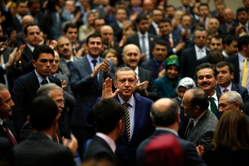 A Vast Network Of Corruption Is Upending Turkey's Government As Three More Officials Resign