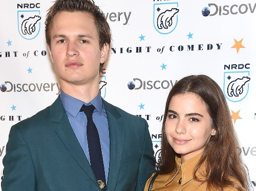 Ansel Elgort wants to fall in love with people besides his girlfriend
