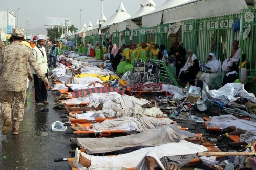 Saudi criticised after hajj stampede kills more than 700