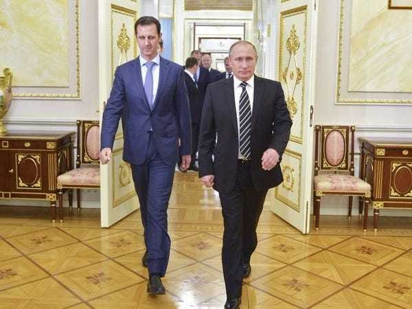 Russia's strategy in Syria may have just gotten more complicated - Business Insider