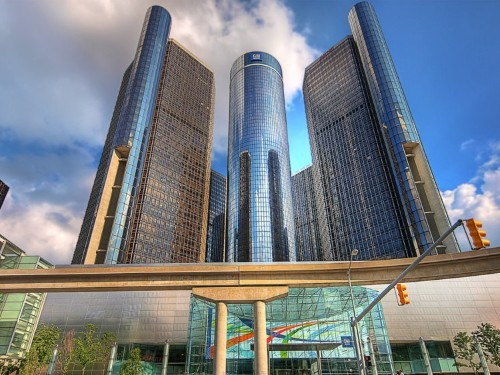 The rise and fall and rebirth of General Motors