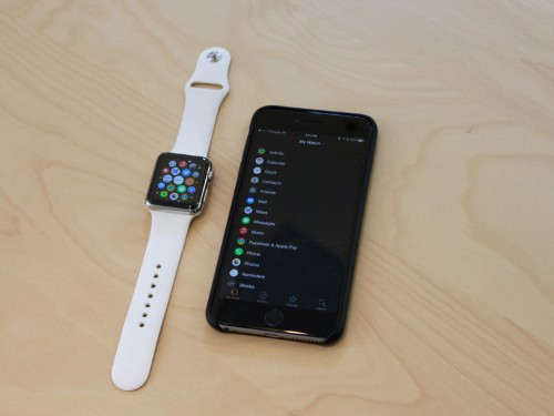 Apple just filed a patent that could make the Apple Watch work without your phone around