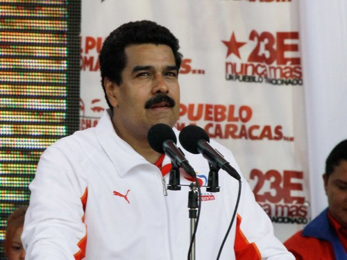 Venezuelan President: We Would 'Almost Certainly' Grant Asylum To Edward Snowden