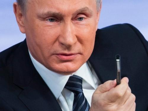 Putin's defense budget is in danger of getting slashed