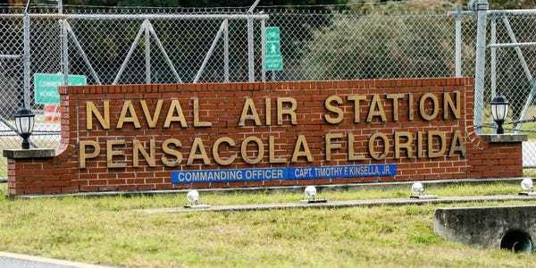 Saudi national reportedly recorded Pensacola Navy base shooting - Business Insider