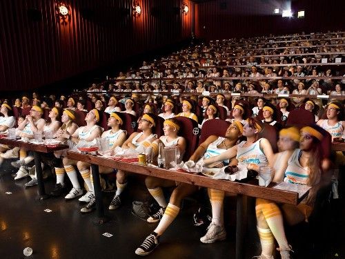 Incredible movie theaters around the world