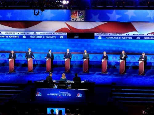 The Republican Party suddenly canceled its NBC debate amid CNBC furor