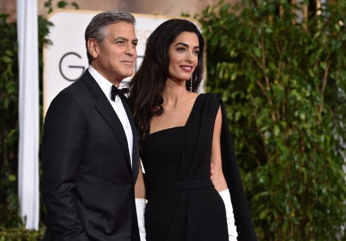 George Clooney's Thank-You Speech To His Wife Made Women Everywhere Swoon