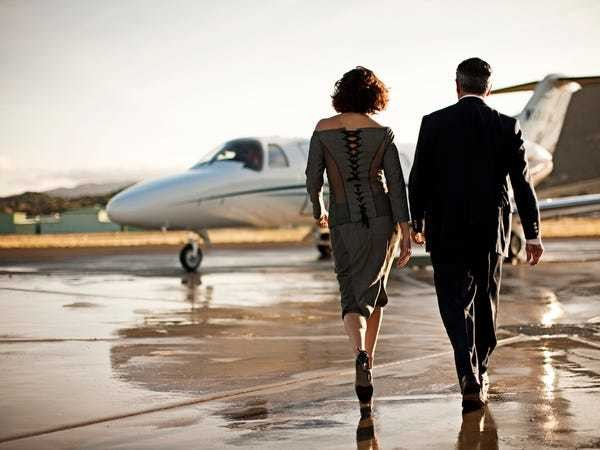 Owning a private jet is not for the mere millionaires among us - Business Insider
