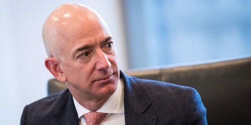 Trump wants to go after Amazon