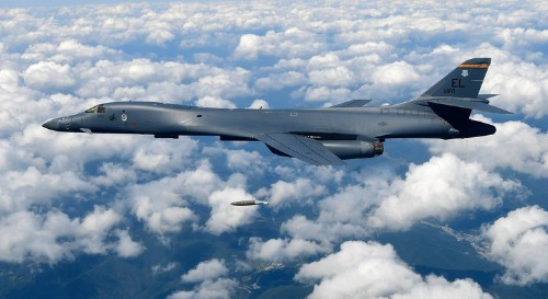 4 reasons the US Air Force's latest show of force over North Korea is different from previous ones