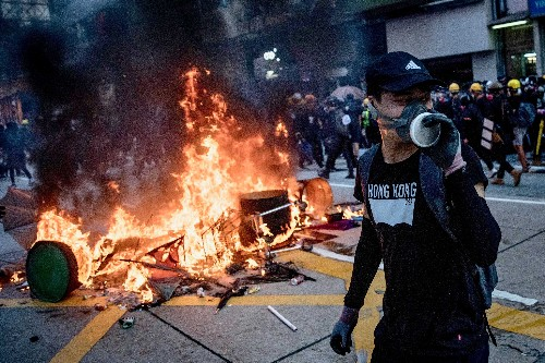 The 2019 Hong Kong protests, explained in 30 seconds - Business Insider