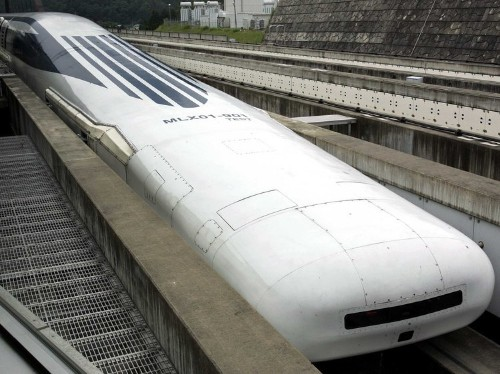 Japan Is Building The Fastest Train On Earth