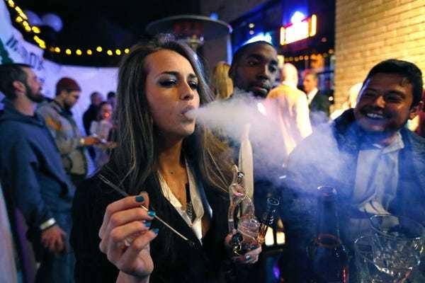 Study: Teens use more marijuana in states with legal marijuana - Business Insider