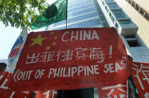 Beijing tries to soothe South China Sea jitters