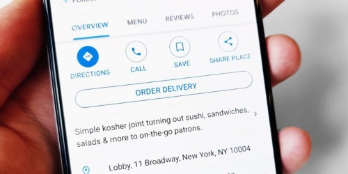 Google's 'order online' makes restaurant delivery easy and in browser