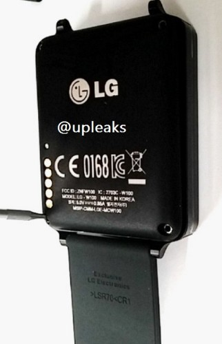LEAKED: LG's First Android Wear Smartwatch Will Supposedly Offer 36-Hour Battery Life