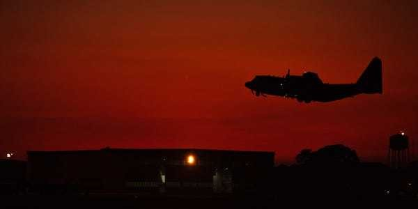 The Air Force's new AC-130J Ghostrider gunship is working overtime in Afghanistan - Business Insider