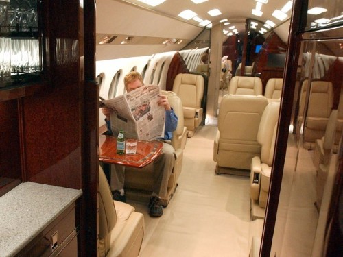 San Francisco rent is so expensive that a law firm bought a $3 million plane to fly its people in from Texas instead of having them live there